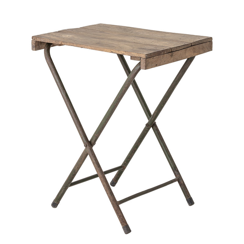 Bloomingville-collectie Hava Sidetable Nature Recycled wood