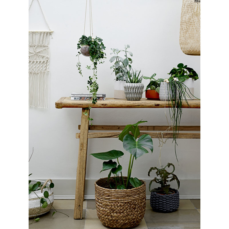 Bloomingville-collectie Evert Pendant Lamp Nature Bamboo