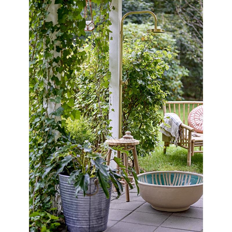 Bloomingville-collectie Bamboe lounge stoel
