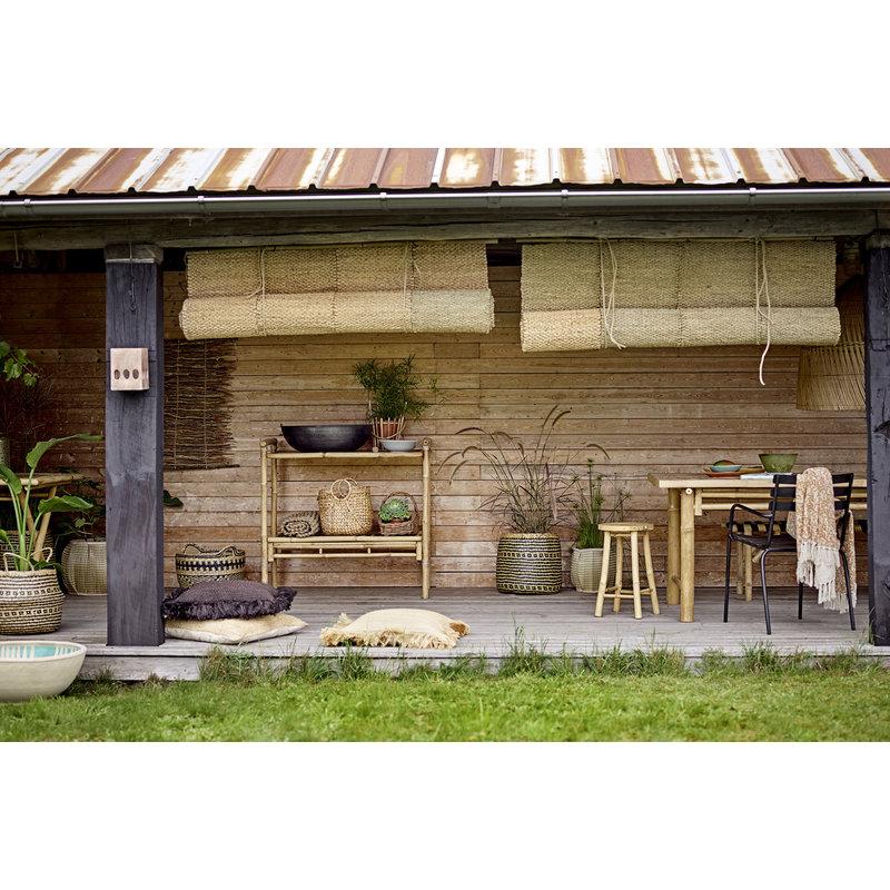 Bloomingville-collectie Bamboe eettafel Sole