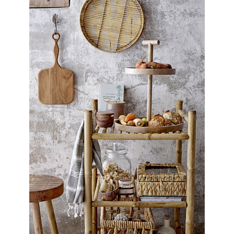 Bloomingville-collectie Sole Rack Nature Bamboo