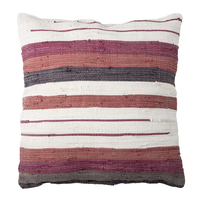 Bloomingville-collectie Juliet Cushion Red Cotton