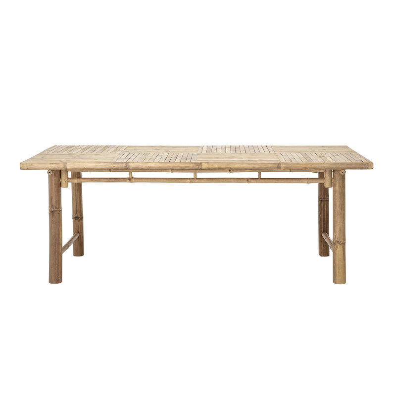 Bloomingville-collectie Sole Dining Table Nature Bamboo