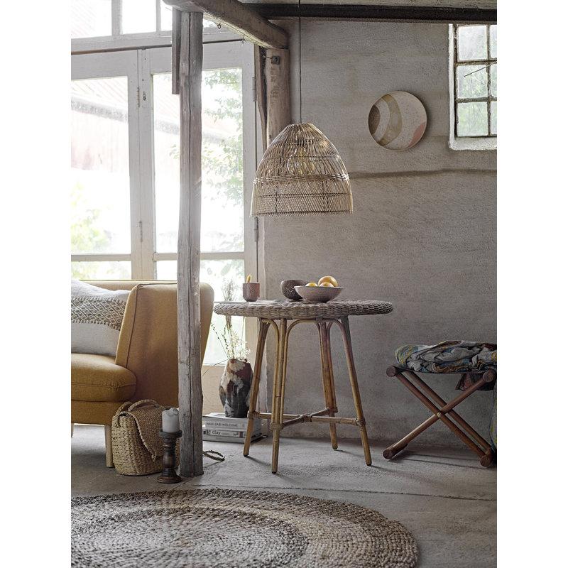 Bloomingville-collectie Obsa Vase Brown Stoneware