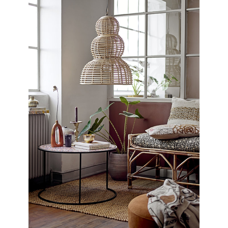Bloomingville-collectie Pendant Lamp Nature Cane