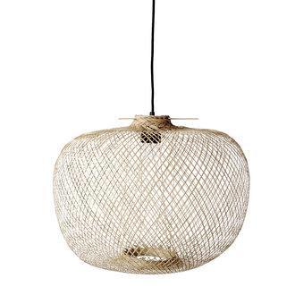 Bloomingville Hanglamp Rodi naturel bamboe