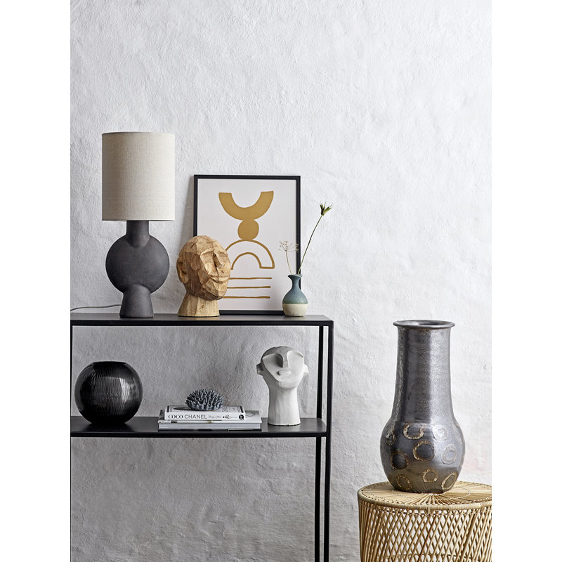 Bloomingville-collectie Sergio Table lamp Brown Terracotta