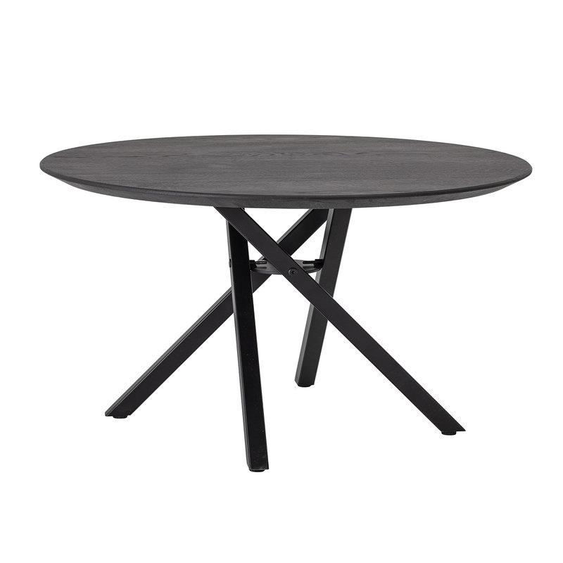 Bloomingville-collectie Connor Coffee Table Black Oak