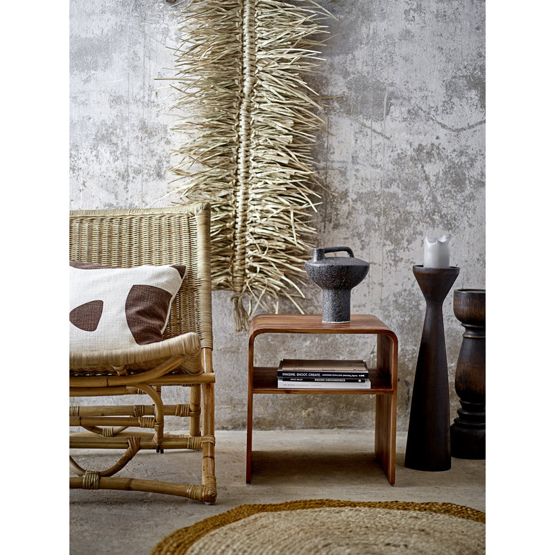 Bloomingville-collectie  Pedestal Thio Bruin mango hout