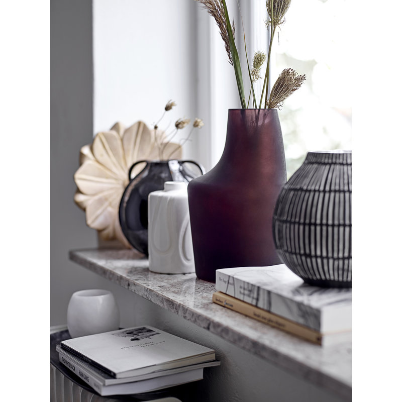 Bloomingville-collectie Evi Tray Brown Marble
