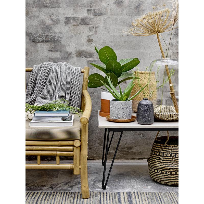 Bloomingville-collectie Mundo Coffee Table Grey Concrete