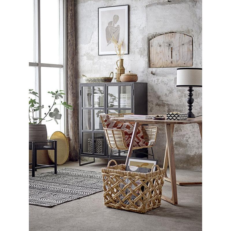 Bloomingville-collectie Eettafel Luie bruin acacia hout