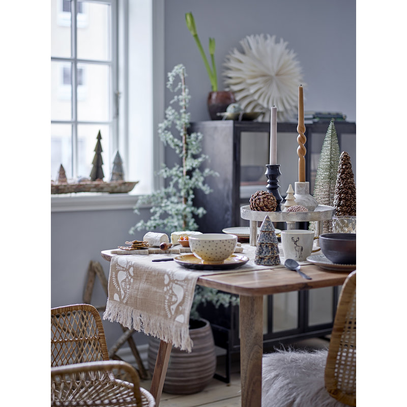 Bloomingville-collectie Luie Dining Table Brown Acacia