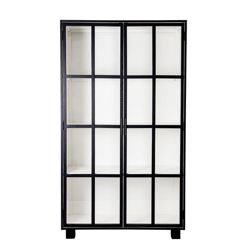 Bloomingville-collectie Isabel Cabinet Black Oak