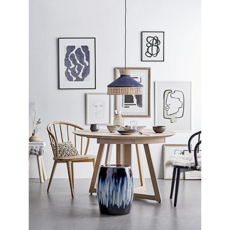 Bloomingville-collectie Owen Dining Table Nature Oak