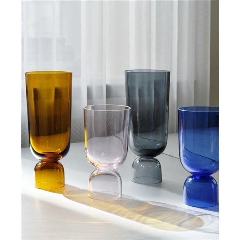 HAY-collectie Bottoms up vase soft pink