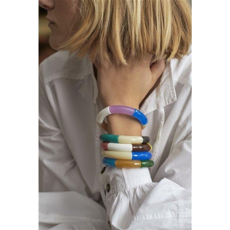HAY-collectie Kyoto Tango armband multi No. 5