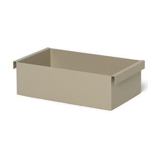 ferm LIVING Plant box container Cashmere