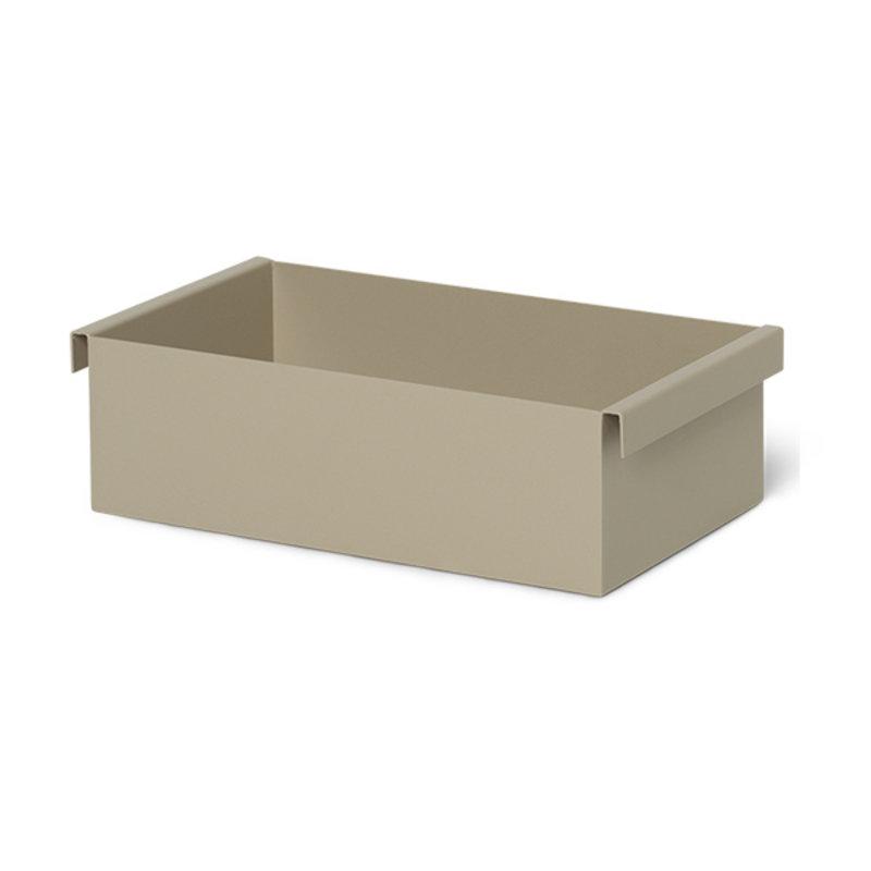ferm LIVING-collectie Plant Box Container - Cashmere