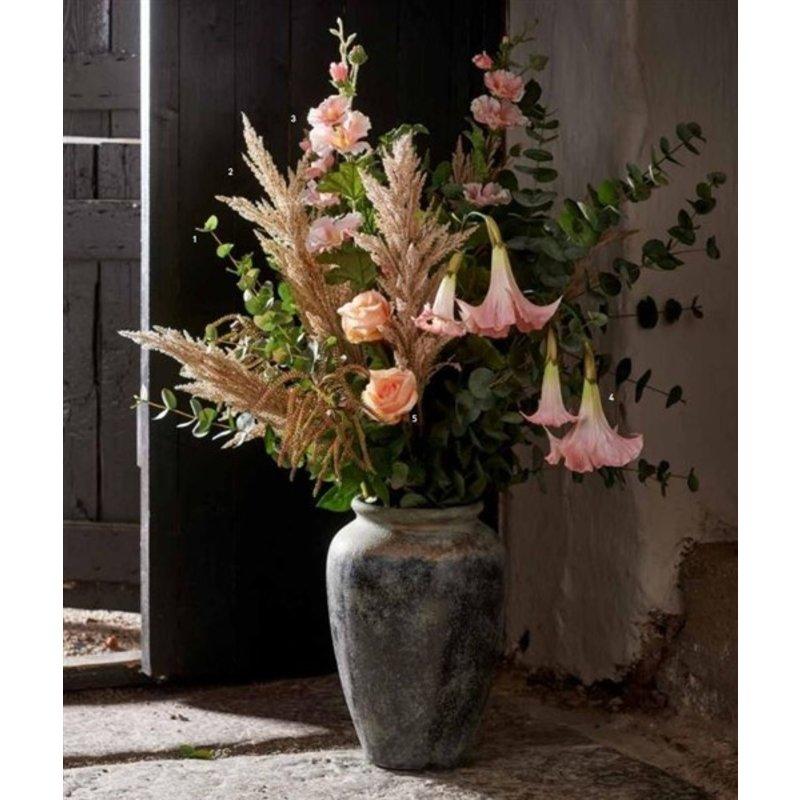 Mr Plant-collectie Kunsttak Pampasgras pluim naturel 80 cm