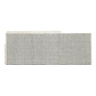 ferm LIVING Way Runner - Off-White/Blue 70x180 cm