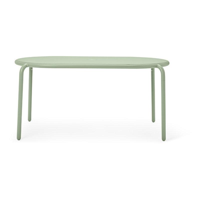 Fatboy-collectie  Toní tavolo mist green