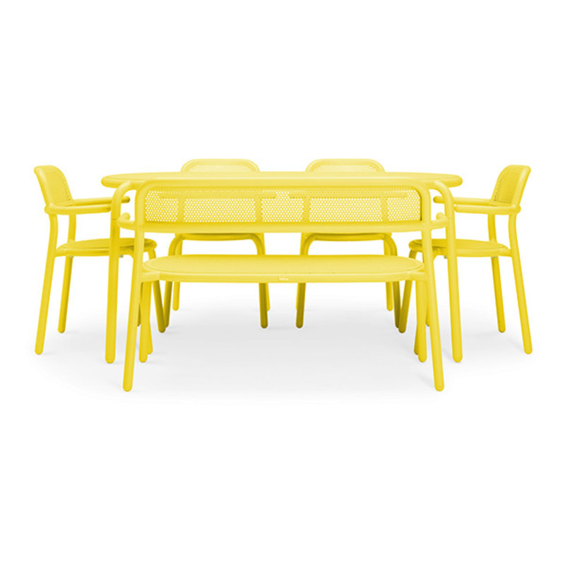 Fatboy-collectie  Toní tavolo lemon