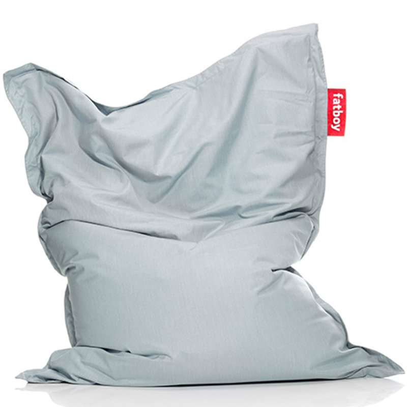 Fatboy-collectie The original outdoor beanbag mineral blue