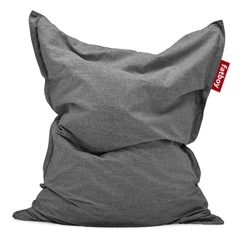 Fatboy-collectie The original outdoor beanbag rock grey