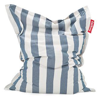 Fatboy The original outdoor beanbag stripe ocean blue