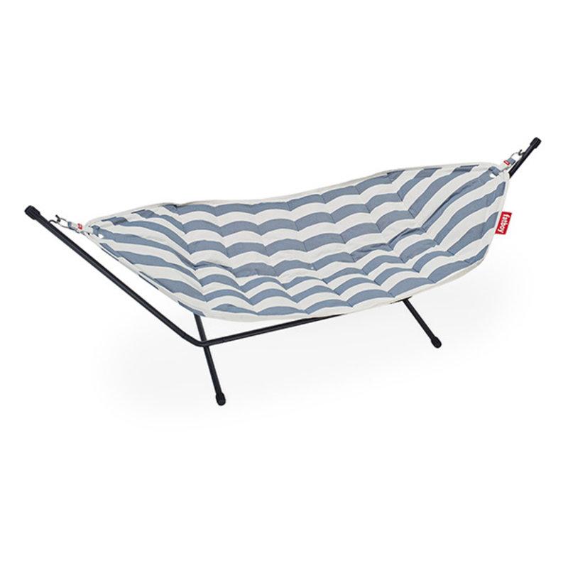 Fatboy-collectie Fatboy® headdemock superb incl. rack stripe ocean blue