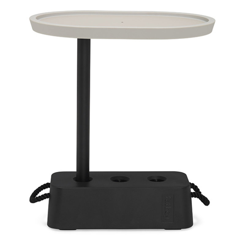 Fatboy-collectie  brick table light taupe