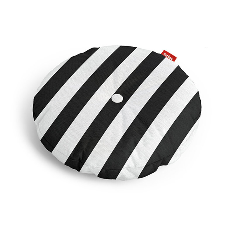 Fatboy-collectie Fatboy® circle pillow stripe anthracite
