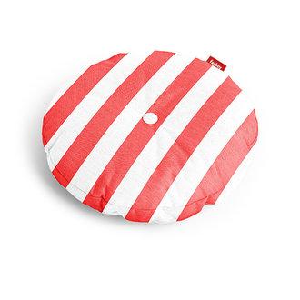 Fatboy circle pillow stripe rood