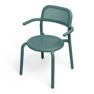 Fatboy Toní armchair set pine green (4 pcs)