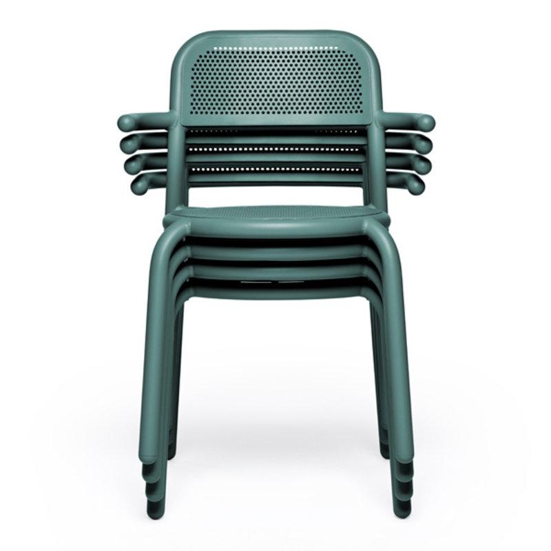 Fatboy-collectie Fatboy® Toní armchair set pine green (4 pcs)