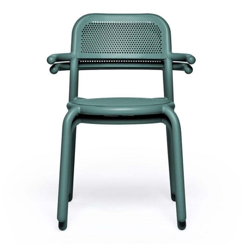 Fatboy-collectie Fatboy® Toní armchair set pine green (2 pcs)