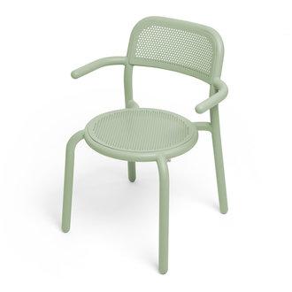 Fatboy Toní armchair set mist green (4 pcs)