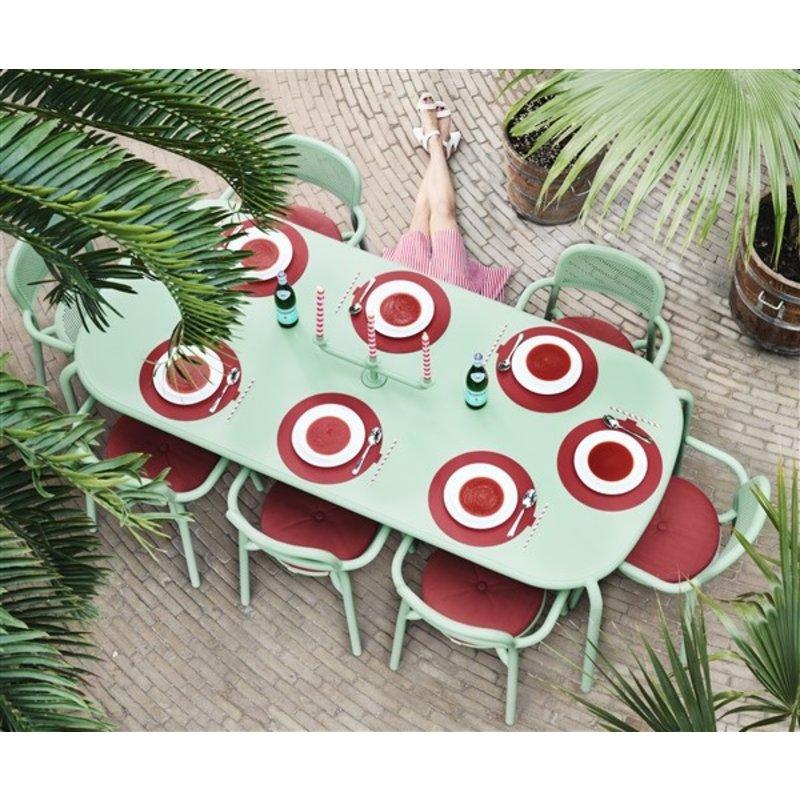 Fatboy-collectie Fatboy® Toní armchair set mist green (4 pcs)