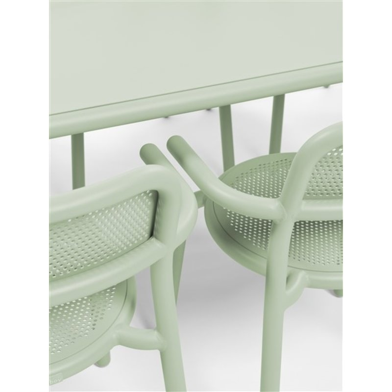 Fatboy-collectie Fatboy® Toní armchair set mist green (2 pcs)