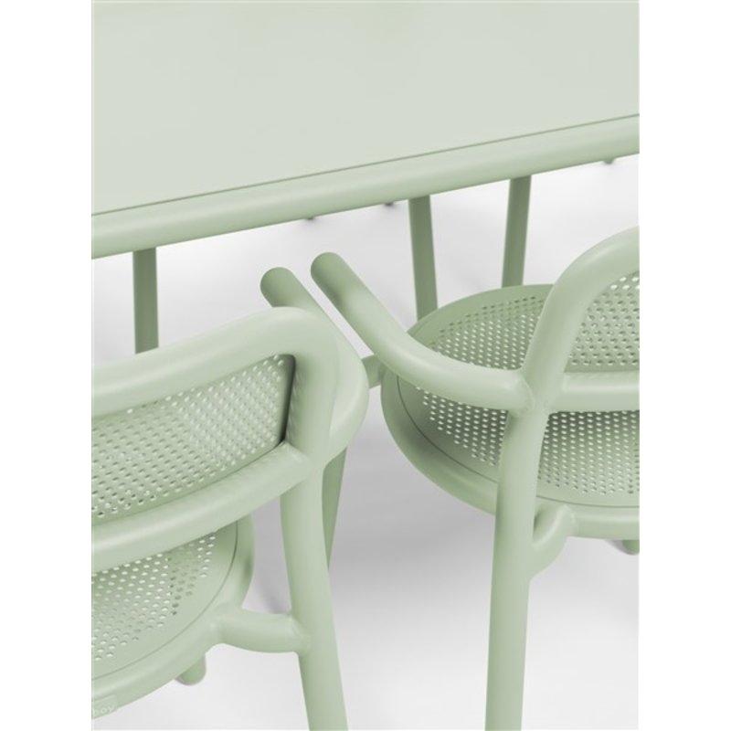 Fatboy-collectie  Toní armchair set mist green (2 pcs)