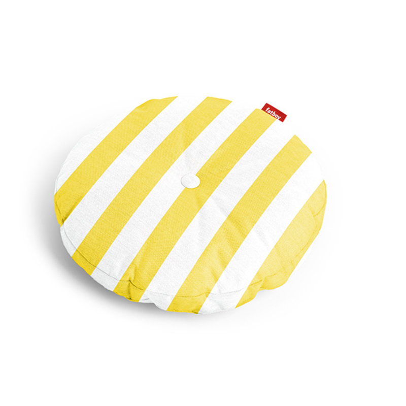 Fatboy-collectie  circle pillow stripe geel