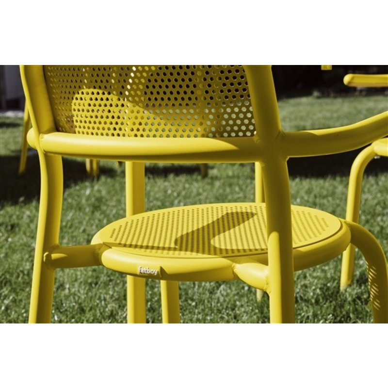 Fatboy-collectie  Toní armchair set lemon (4 pcs)