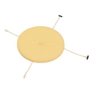Fatboy Toní chair pillow sunshine geel