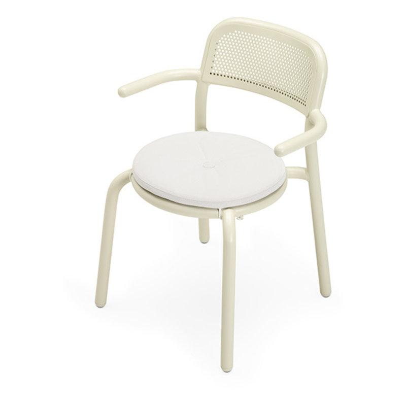 Fatboy-collectie Fatboy® Toní chair pillow natural white