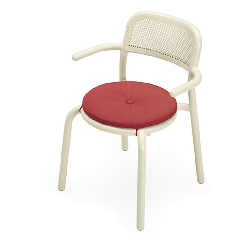 Fatboy-collectie  Toní chair pillow industrial rood