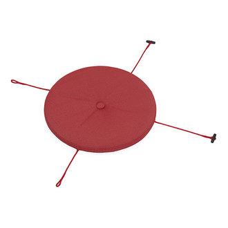 Fatboy Toní chair pillow industrial rood