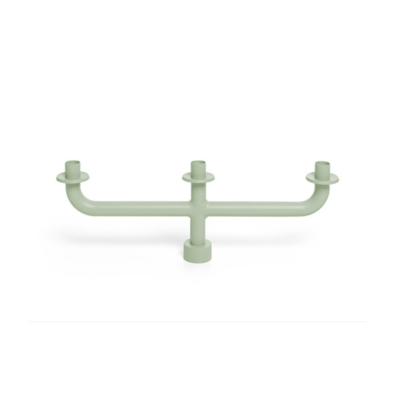 Fatboy-collectie Fatboy® Toní candle holder mist green