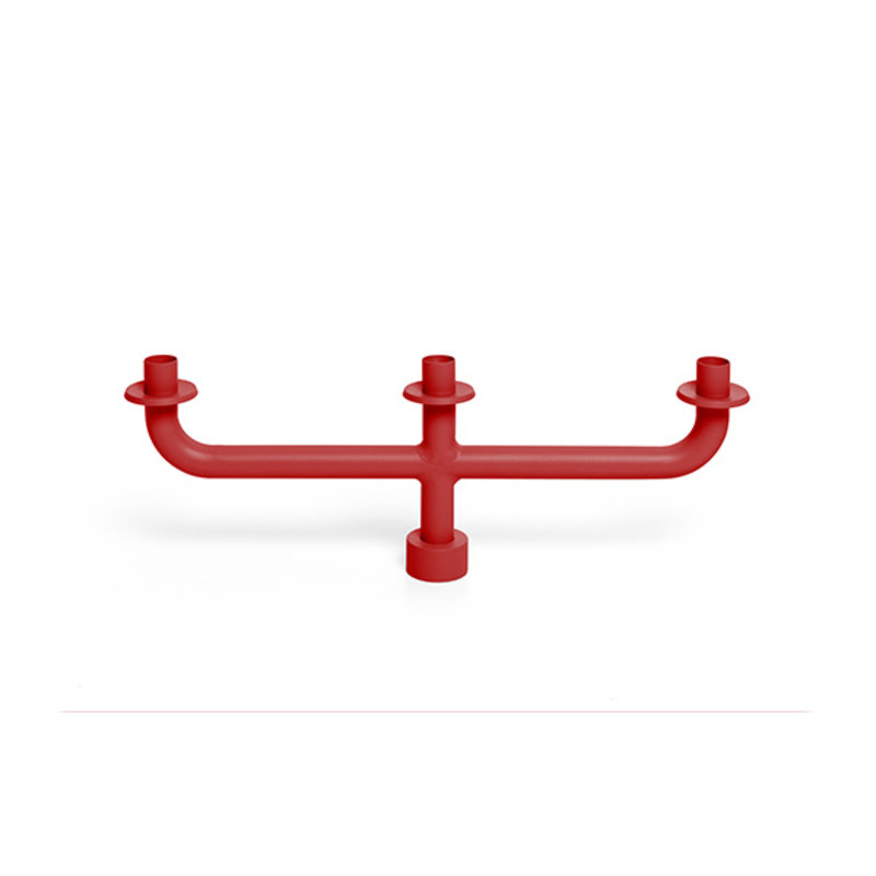 Fatboy-collectie  Toní candle holder industrial rood