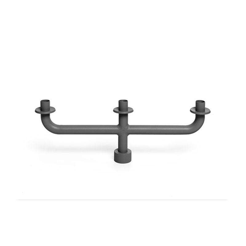 Fatboy-collectie Fatboy® Toní candle holder anthracite